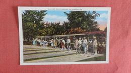 Shuffleboard  In Florida == Ref 2442 - Cartes Postales