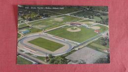Modern Athletic Field Ocala Florida == Ref 2442 - Cartes Postales