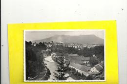 CHAMPAGNOLE - VUE GENERALE . AFFR AU VERSO LE 9-9-1948 . CARTE GLACEE . 2 SCANES - Champagnole