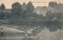 02 - VIC-SUR-AISNE - Aisne - L'écluse - Vic Sur Aisne