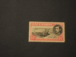 ASCENSION - 1938/44  RE  1 1/2 P. - NUOVO(++) - Ascensione