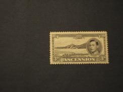 ASCENSION - 1938/44  RE  3 P.  - NUOVO(+) - Ascensione