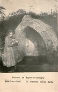 (3030)  CPA  Essey Les Eaux  La Fontaine Sainte Barbe  (bon Etat) - Francia