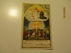 POLAND , POZNAN  1931 , CATHOLIC  DOCUMENT ,  0 - Old Paper