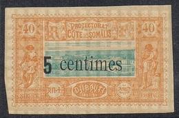 COTE DES SOMALIS N°28 N** - Côte Française Des Somalis (1894-1967)