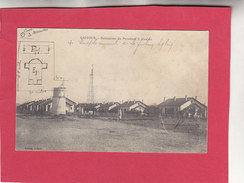 CPA -  GAFFOUR - Habitations Du Personnel B. Guelma - VOIR DESCRIPTIF - Tunesien (1956-...)