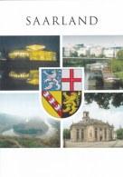 Germany Folder Saarland 1993  (LAR2-N) - [7] West-Duitsland