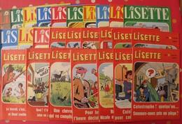 Lisette. 26 N° De 1966. Revue Pour Fillette. 2ème Semestre - Lisette