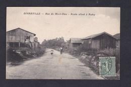 Binarville (51) - Rue Du Mont Dieu ( Ou Dieux ) - Route Allant à Autry (Ed. Alexandre) - France