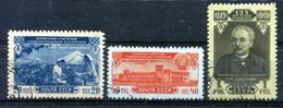 Russia , SG 1654-6 ,1950 , 30th Anniv Of Armenian SSR , Complete Set , Used - Gebruikt