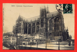A62-METZ  CATHEDRALE -  PLACE DE CHAMBRE - Metz
