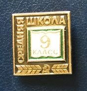 9th Grade In School, Russia - Associations