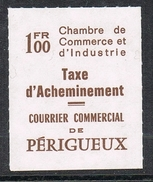 FRANCE TIMBRE DE GREVE N°33 NEUF PERIGUEUX - Strike Stamps