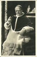 PAPA PIO XI   Achille Ratti  Desio  Annullo A Targhetta Visitate L'Italia - Papi