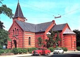Esbjerg - The Church Of Our Saviour - Voitures - Dänemark
