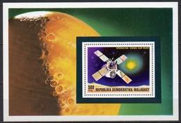 Madagascar - Bloc Feuillet - 1976 - N° Yvert : BF 15 ** - Opération Viking Sur Mars - Madagascar (1960-...)
