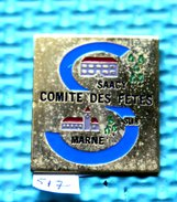 COMITE DES FETES DE SAACY SUR MARNE - Villes