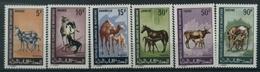1968 Mauritania, Animali Domestici, Serie Completa Nuova (**) - Mauritania (1960-...)