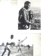 GHANA CIRCA 1960 LOTE DE 10 FOTOS MISION RELIGIOSA CATOLICA NIÑOS MISION DEL VERBO DIVINO ORIGINAL PHOTOS - Africa