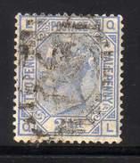 GRANDE BRETAGNE YT 62 PLANCHE 23 COTE 18 € - Used Stamps