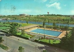 Roma (Lazio) E.U.R. Lago E Piscina Delle Rose, Lake And Pool Of Roses - Roma