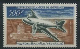1963 Mauritania, Creazione Compagnia Aerea Posta Aerea , Serie Nuova (**) - Mauritania (1960-...)