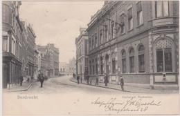 Dordrecht - Vischstraat Postkantoor - 1905 - Dordrecht