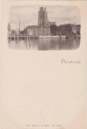 Dordrecht - Gezicht Vanaf Het Water - Zeer Oud - Dordrecht