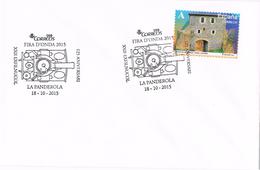 20783. Carta Exposcion ONDA (Castellon) 2015. LA PANDEROLA Tranvia - 1931-Hoy: 2ª República - ... Juan Carlos I