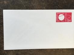 B14 United States Etats-Unis USA Stationery Entier Postal Ganzsache Pse New York 1965 World´s Fair - 1961-80