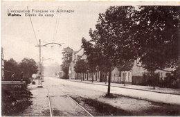 L' Occupation Française En Allemagne - WAHN - Entrée Du Camp  (93855) - Casernes