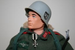 Vintage ACTION MAN : GERMAN STORMTROOPER - Original Hasbro 1970 - Palitoy - GI JOE - Action Man