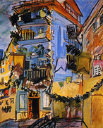 ILLUSTRATEUR    ILL  530    / RAOUL  DUFY    CPM / CPSM  10 X 15 - Other Illustrators
