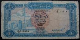 1 Dinar - Libya