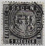 BADE - N° 9 - Baden