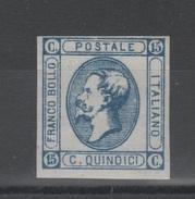 1863 15 C. LITOGRAFICO II TIPO MNH - 1861-78 Vittorio Emanuele II