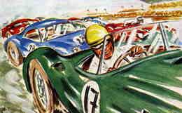 ILLUSTRATEUR    ILL  531    / ALDE    CPM / CPSM  10 X 15 - Le Mans