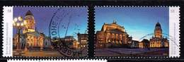 Bund 2013, Michel# 2983 - 2984 O     Deutschlands Schönste Panoramen : Berlin - [7] West-Duitsland