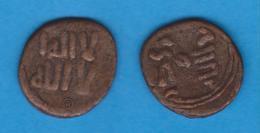 AL-ANDALUS Fals Cobre Siglos VIII-IX Réplica    SC/UNC    T-DL-11.986 - Islamic