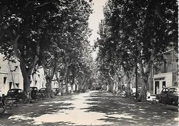 Istres - Le Cours Jean-Jaurès - Istres