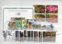 2005 USED UNO Wien Year Collection, Complete - Wien - Internationales Zentrum