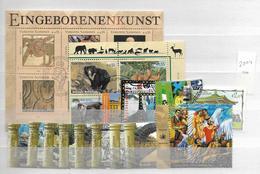 2004 USED UNO Wien Year Collection, Complete - Wien - Internationales Zentrum