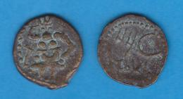 COLONIA FENICIA SEMIS BRONCE YBSM Ebusim Fines Del Siglo II A.C. Replica Réplica  SC/UNC    DL-11.995 - Antiche