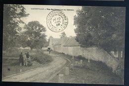 Cpa Du  91  Leudeville - Vue Des Communs Du Château  ......... -- Brétigny    YPO4 - Bretigny Sur Orge