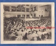 Photo Ancienne D'un Militaire Américain - COBLENZ , Allemagne / Germany - Match De Boxe Au First Hall , YMCA -1919 WW1 - War, Military