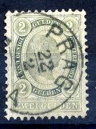 AUSTRIA 1896 Franz Joseph 2 Gr. Fine Used. - 1850-1918 Empire