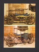 TRANSPORTS - MUSEU NACIONAL DOS COCHES LISBOA PORTUGAL - VOITURE DE PLAISANCE DU PRINCE DU PRINCE D.CARLOS XIXe SIÈCLE - Altri