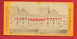 Photo Stéréoscopique Avant 1900 ... PARIS ... Nouvel Opéra ... - Photos Stéréoscopiques