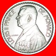 § FRANCE: MONACO ★ 10 FRANCS 1946! LOW START ★ NO RESERVE! Louis II (1922-1949) - Monaco