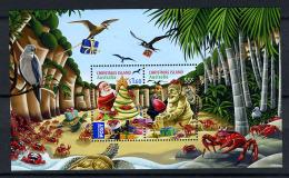 2012 - CHRISTMAS ISLAND - Mi. Nr. Block 29 -  NH -( **) - (K-EA-361388) - Christmas Island